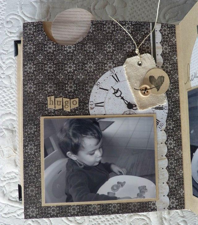Album Kit février Fée du Scrap